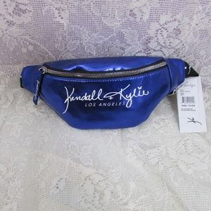 Kendall & Kylie Los Angeles Fanny Pack NWT